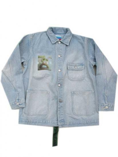 UNIFユニフFOOTAGE JACKET denim