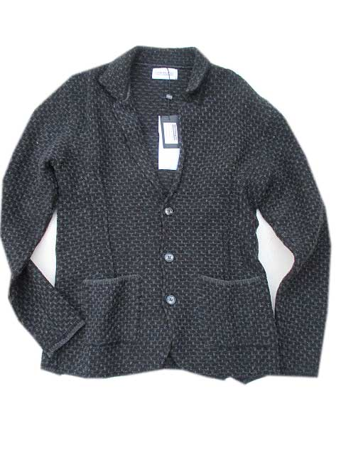 HAMAKI-HOハマキホニットジャケット grey