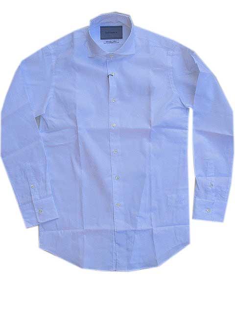 Influenceインフルエンスアルビニドレスシャツ white