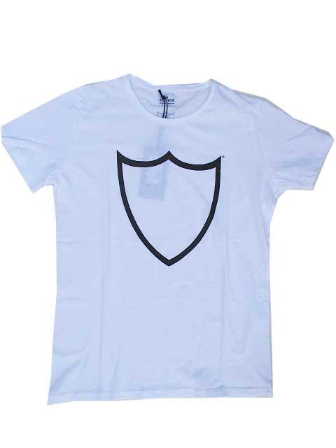 HTC ITALYエイチティーシーイタリーロゴマークTシャツ white