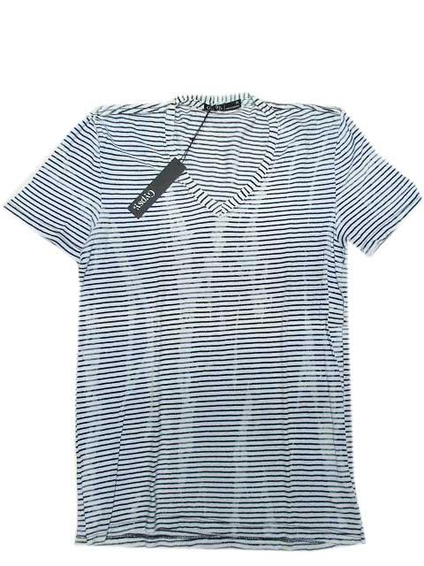 GYPSY05/ジプシーメンズVネックTシャツ l.indigo