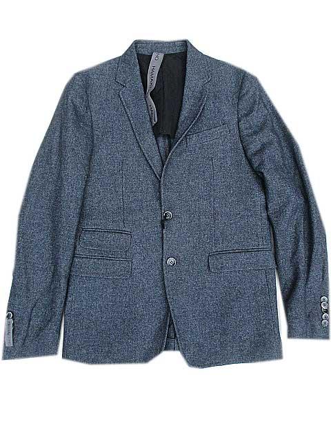 HAMAKI-HOハマキホテーラードジャケット blue