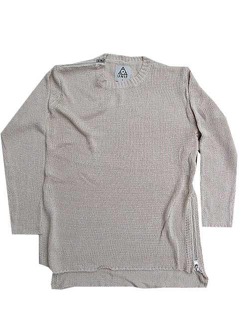 UNIFユニフCONTEXT セーター off white
