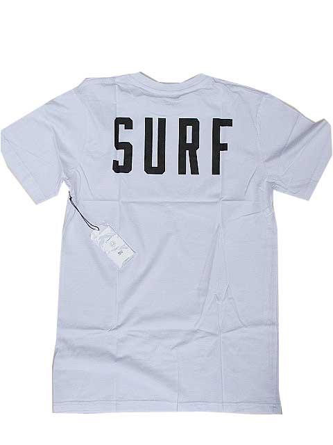 STAMPD LAスタンプドエルエーSURF バック プリントTシャツ white