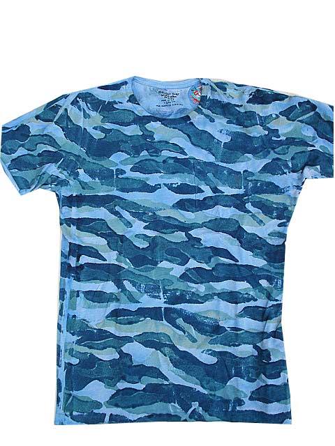 MOWGLI SURFモーグリサーフINVISABITY CLOAK ポケット Tシャツocean