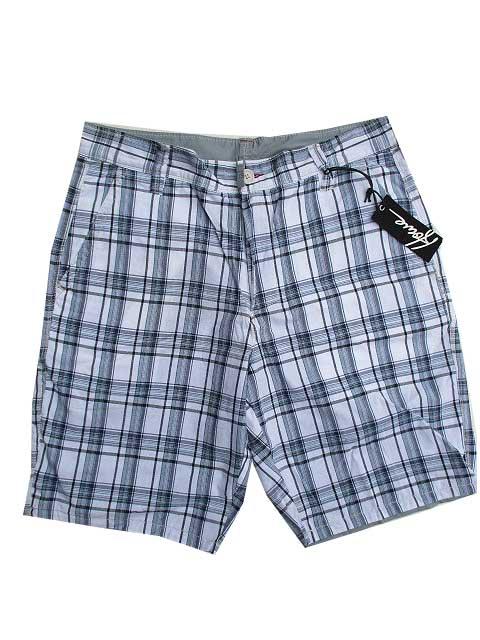 ハウリバーシブルハーフパンツ 今だけ限定15%OFFクーポン発行中 HOWEハウPLAID チェックリバーシブルショーツ ファッション通販