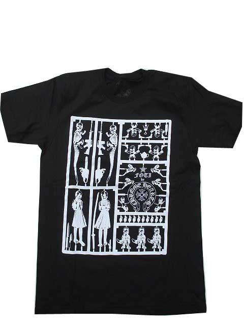 CHROME HEARTSクロムハーツFOTI TシャツB black Mサイズ