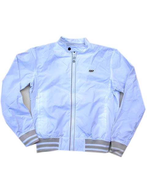 55DSL JANE-COOL JACKET [D100/WHITE]