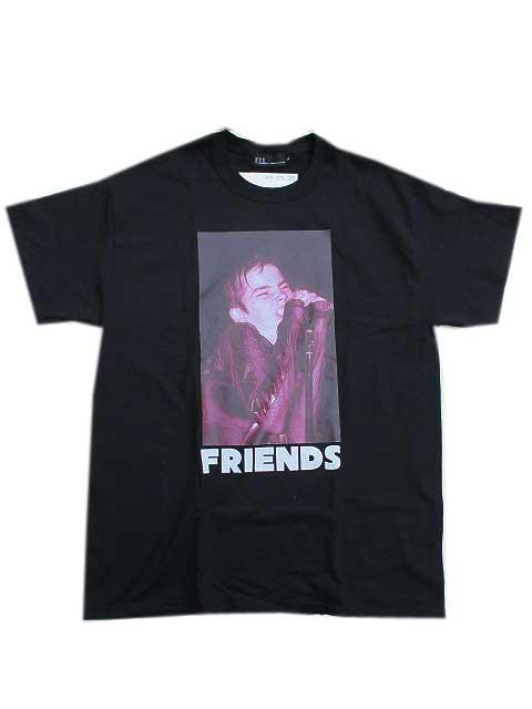 NCS not common senseノットコモンセンス Friends Tee blackTシャツ