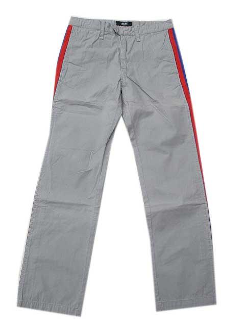 55DSL パンツ [D951]フィフティーファイブライン入りパンツl.grey