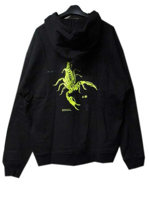 KONUSコーナス Scorpion Art Hoodie black/yellow