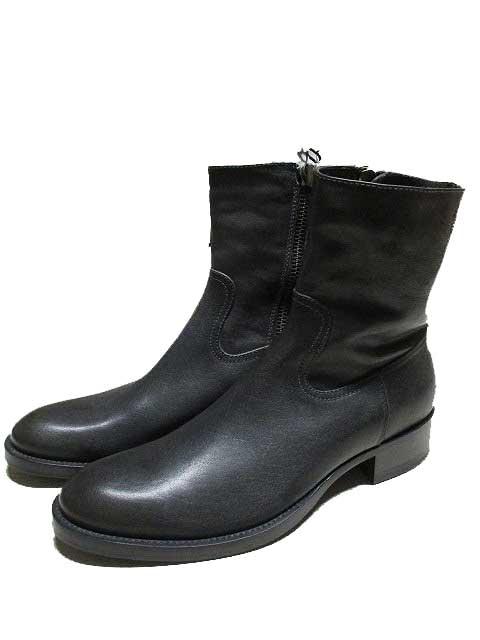BUTTERO /ブッテロサイドジップブーツ B825 ブッテロ asfalto