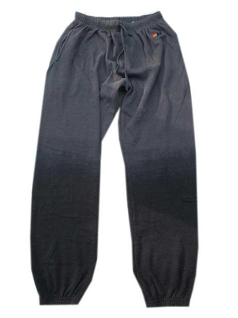 AVIATOR NATIONアビエーターネーションSweatpant vintage charcoal/charcoal