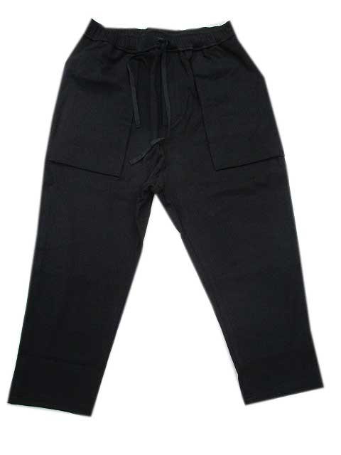 STAMPD スタンプドDURAN pants black