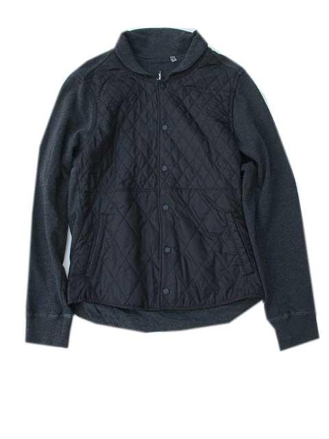 HOWEハウキルティングジャケット grey