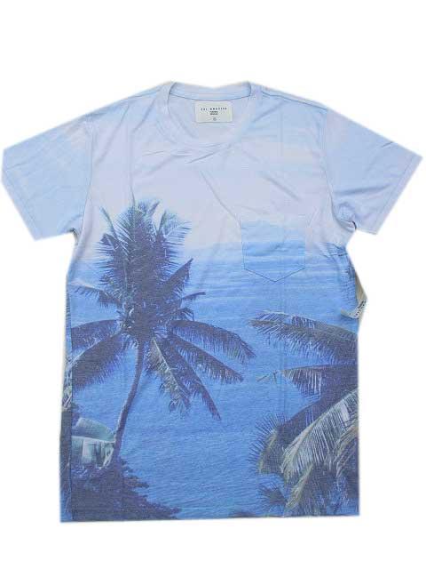 SOL ANGELESソルエンジェルスPARAISO ポケット Tシャツ