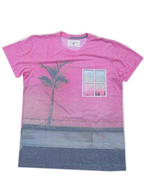 SOL ANGELESソルエンジェルスCASA DE ROSA Tシャツ