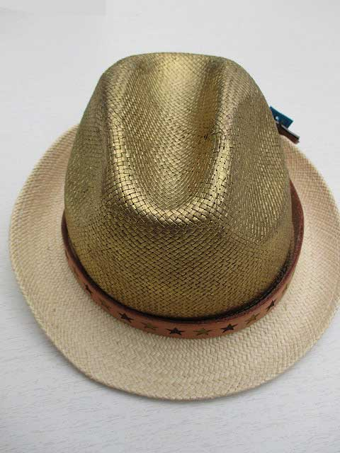 HTC ITALY/エイチティーシーART KIRKLANO HAT natural
