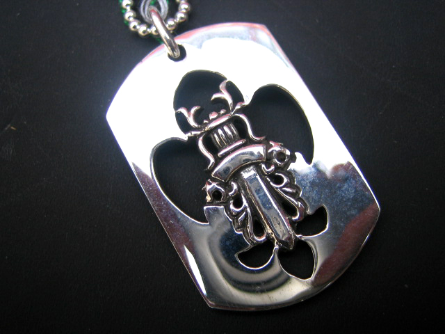 A&G M DAGGER DOG TAG PENDANTS ダガー ペンダント
