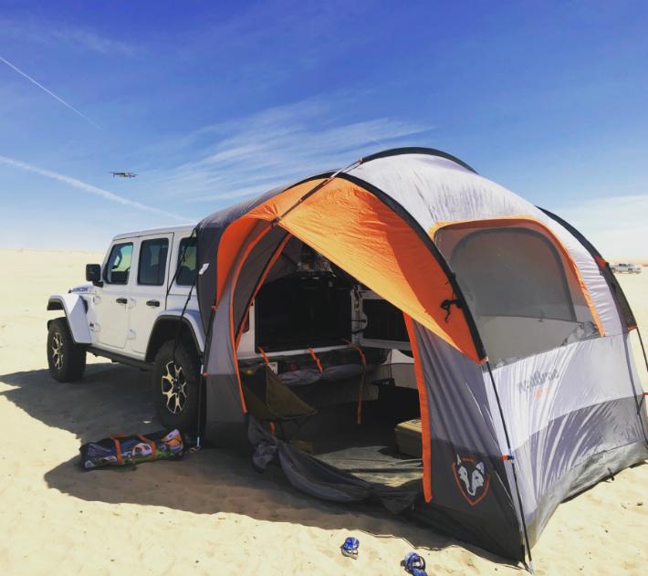マート 海外直送品 送料無料 キャンプ テント 贈答品 アウトドア ライトラインギア Jeep RightLine GEAR JL ジープテント ラングラー SUV