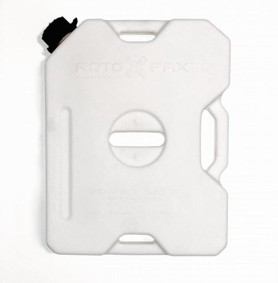 新入荷 流行 アメ車 ジープ 海外直送品 送料無料簡単取付け ラングラーキャンプ タンク ウォータータンク2G ROTOPAX 記念日 Water ロトパックス 7.5L Pacs