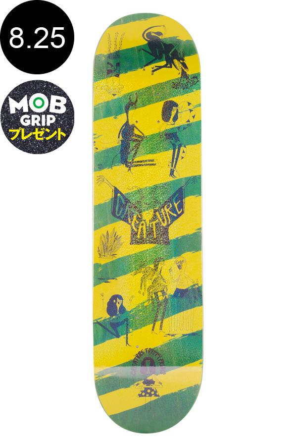 【CREATURE クリーチャー】8.25in x 32.04in SNAKE BARF MD TEAM DECKデッキ スケートボード スケボー ストリート sk8 skateboardデッキテーププレゼント!【1907】