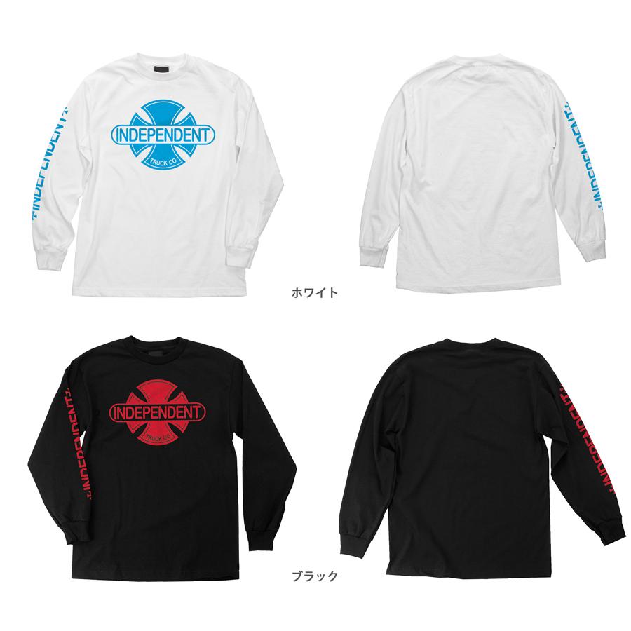 Independent Mens O.G.B.C Vertical Shirts