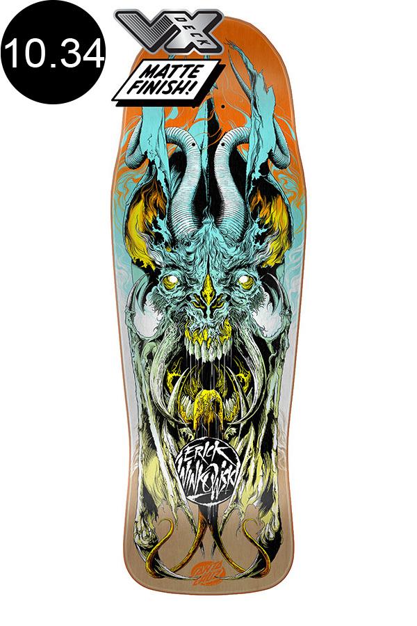 【SANTA CRUZ サンタクルーズ】10.34in x 30.54in WINKOWSKI PRIMEVAL SUNRISE VX PRE ISSUE PRO DECKデッキ エリック・ウィンコウスキ スケートボード スケボー ストリート sk8 skateboard【1910】