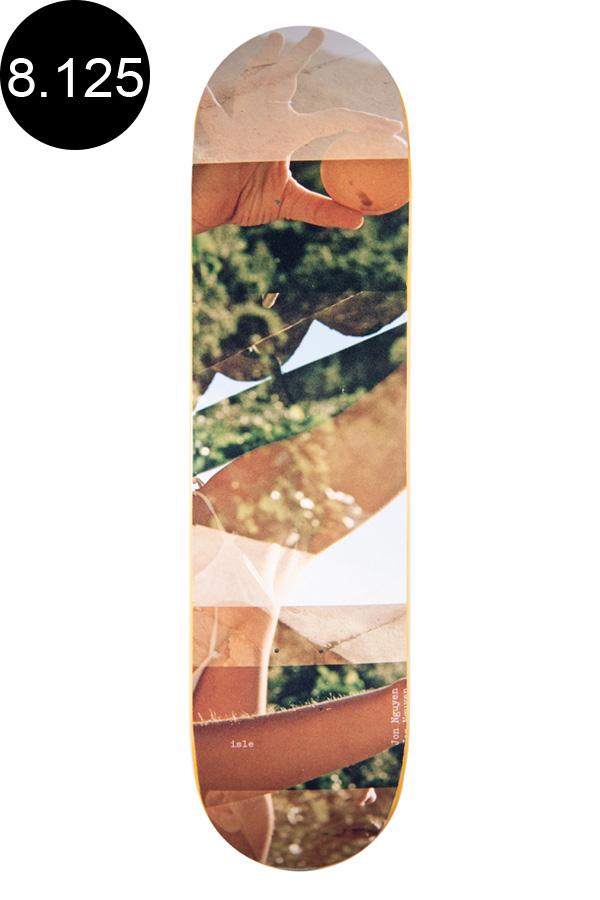 【ISLE アイル】8.125inch JON NGUYEN JENNA WESTRA SERIES DECKデッキ ジョン・ニューエン スケートボード スケボー ストリート sk8 skateboardデッキテーププレゼント!【2007】