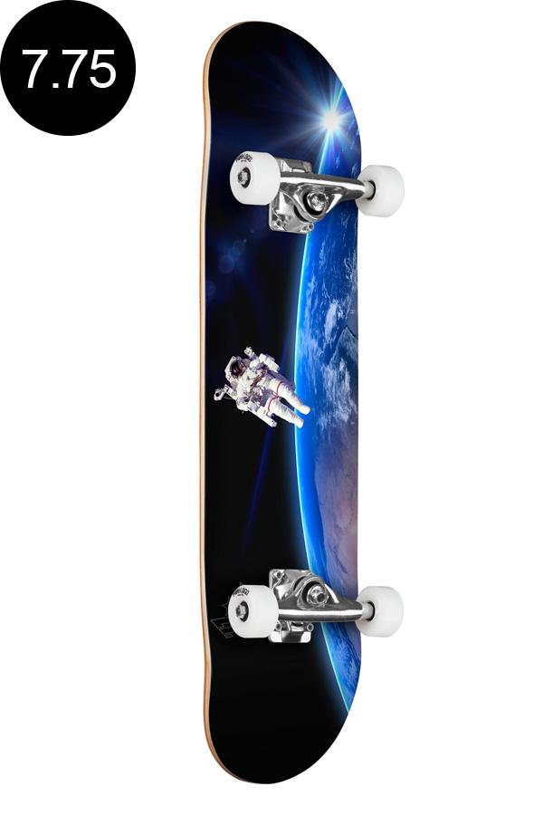 【MINI LOGO ミニロゴ】7.75in x 31.75in CHEVRON SKATEBOARD COMPLETE ASTROコンプリート(完成組立品)アストロ 宇宙 ブランク 無地 初めて オススメ 初心者 スケートボード スケボー sk8 skateboard 【1812】