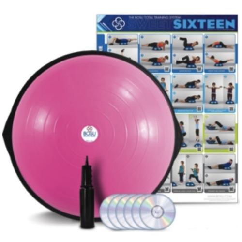 ◆BOSU◆ Balance Trainer Home Version _Pink/ バランストレーナー ホームバージョン ピンク