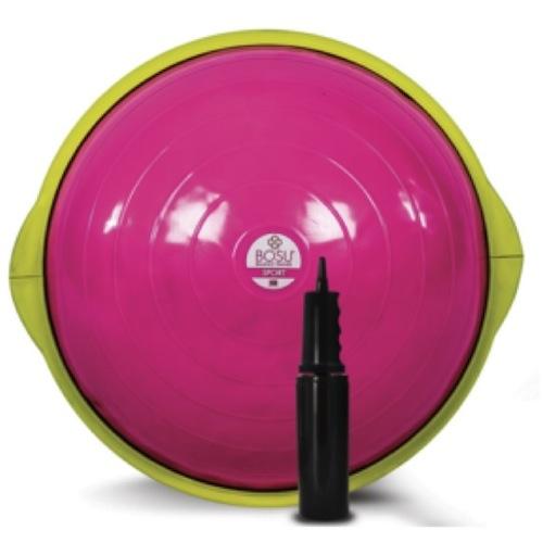 定番  ◆BOSU◆ 50cm Balance Trainer Balance Trainer Sport Sport Version_Pink/ バランストレーナー スポーツバージョン ピンク(ライムグリーン縁取り), 橿原市:05442f28 --- canoncity.azurewebsites.net