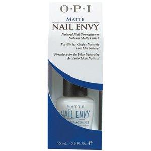 ファッション通販 爪が割れたり 剥げたりするのを防ぎ 定期的に使用することで丈夫で健康的な爪を育てます 店 OPIオーピーアイ ネイルエンビー MATTE マット OPI NAIL ENVY