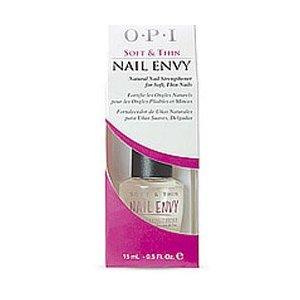 爪が割れたり 剥げたりするのを防ぎ 定期的に使用することで丈夫で健康的な爪を育てます 低価格 OPIオーピーアイ ネイルエンビー ソフトシン バーゲンセール ENVY NAIL OPI THIN SOFT