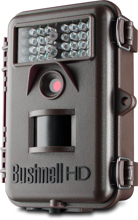 Bushnell(ブッシュネル) TROPHYCAM トロフィーカム ブッシュネル 1200万画素 Bushnell 12MP Trophy Cam HD Essential Low Glow Trail Camera Brown Model #119736C