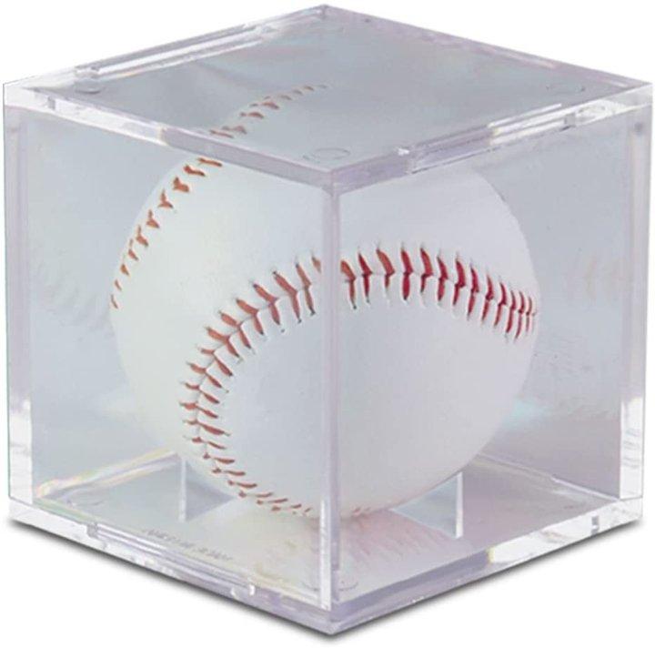 プロ野球ボールホルダー Ultra Pro 数量は多 ス アメリカーナがお届け アメリカーナ UVブロック SFBBSQU 新作送料無料