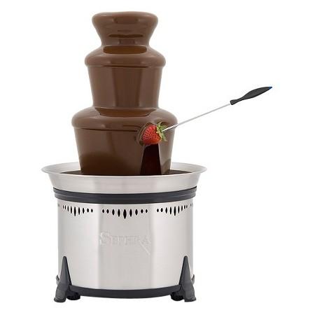 【お取り寄せ】Sephra Chocolate Fountain CF18M-SST セフラ チョコレートファウンテン エリート