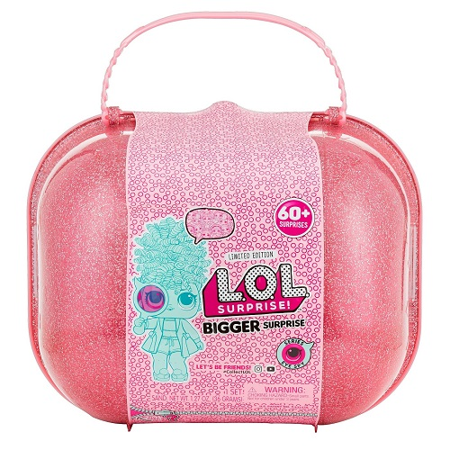 L.O.L. サプライズ! ビッグサプライズ!L.O.L. Surprise! Bigger Surprise with 60+ Surprises