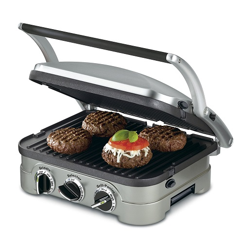 クイジナート GR-4N 5-in-1 グリドラー Cuisinart GR-4N 5-in-1 Griddler