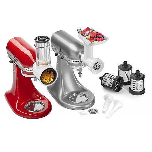 キッチンエイド KSMGSSA ミキサーアタッチメントパック KitchenAid KSMGSSA Mixer Attachment Pack