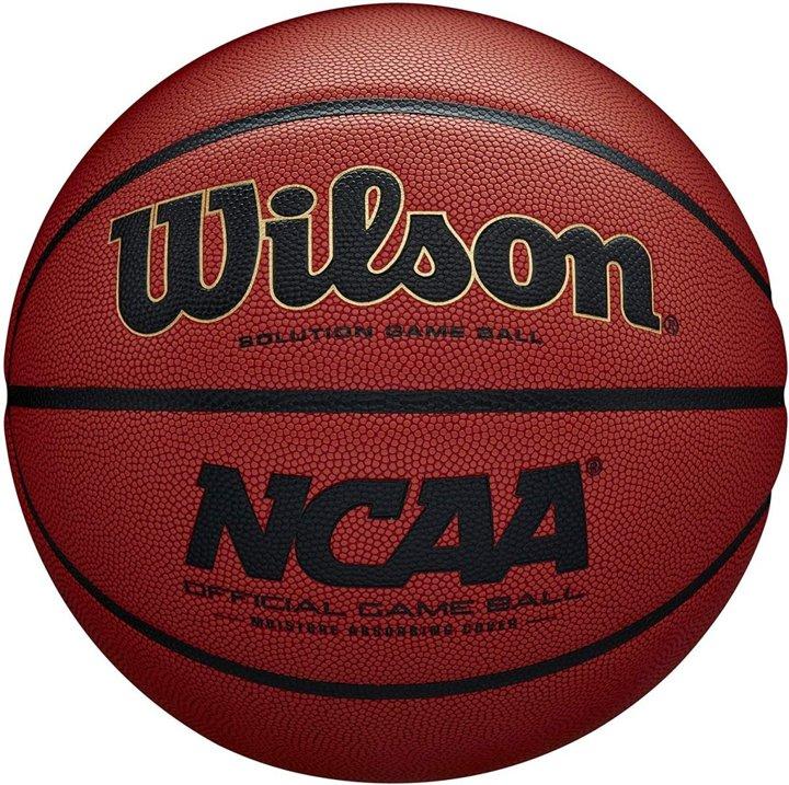 ウィルソン バスケットボール 新発売 Wilson ア アメリカーナ アメリカーナがお届け 爆安 WTB0700R NCAA公式ゲーム