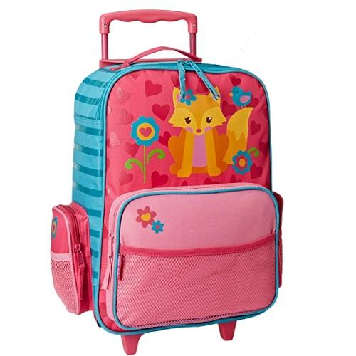 Stephen Joseph ステファンジョセフ クラシック キャリーケース スーツケース fox きつね【女の子用】