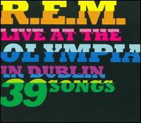 R.E.M. / Live At The Olympia (w/DVD) (import board CD) (REM)