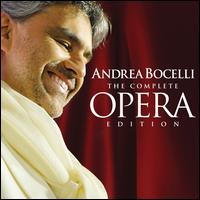【送料無料】Andrea Bocelli / Complete Opera Edition(Box) (輸入盤CD)(アンドレア・ボチェッリ)