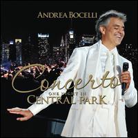 【送料無料】Andrea Bocelli / Concerto One Night In Central Park(Super Deluxe Edition) (輸入盤CD)(アンドレア・ボチェッリ)
