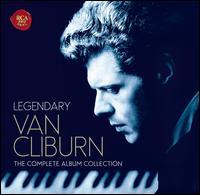 【送料無料】Van Cliburn / Van Cliburn: Complete Album Collection(Box) (輸入盤CD)(ヴァン・クライバーン)