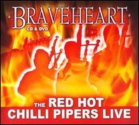 【ただ今クーポン発行中です】【ネコポス送料無料】 【輸入盤CD】【ネコポス送料無料】Red Hot Chilli Pipers / Braveheart(w/DVD) (レッド・ホット・チリ・パイパーズ)【★】【Xmasセール】【WORLD】