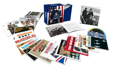 【送料無料】ビートルズ / The U.S. Box [CD]