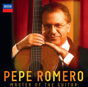 【輸入盤CD】Pepe Romero / Master Of The Guitar (Box) 【2014/3/4発売】
