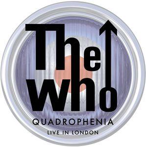 【送料無料】Who / Quadrophenia: Live In London (w/DVD) (w/Blu-ray) (輸入盤CD)(フー)